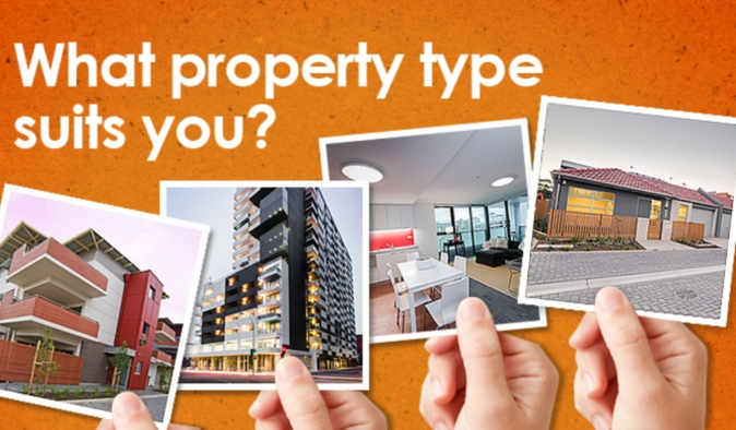 What property type suits you?